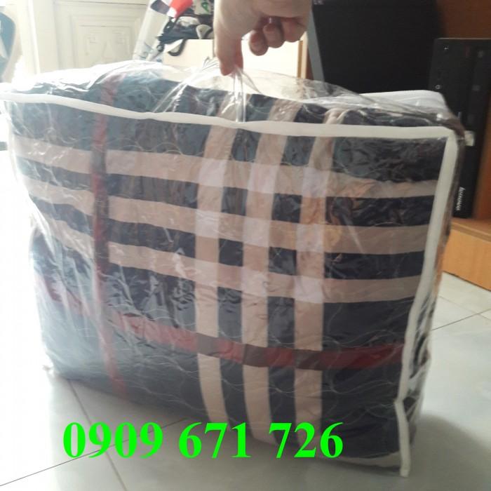 Đơn vị sản xuất túi zip nhựa, túi nhựa dẻo thời trang trong suốt giá rẻ4