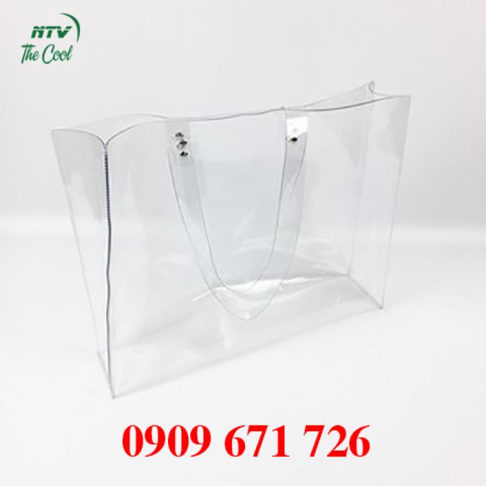 Đơn vị sản xuất túi zip nhựa, túi nhựa dẻo thời trang trong suốt giá rẻ1