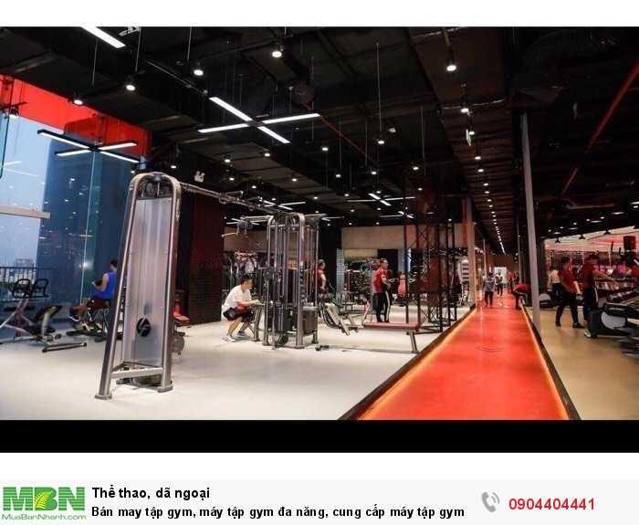 Bán may tập gym, máy tập gym đa năng, cung cấp máy tập gym setup phòng gym1