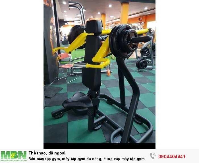 Bán may tập gym, máy tập gym đa năng, cung cấp máy tập gym setup phòng gym3