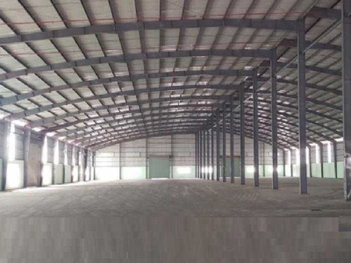 Cho thuê nhà xưởng tiêu chuẩn tại KCN Nguyên Khê Đông anh hà nội DT 1008m2