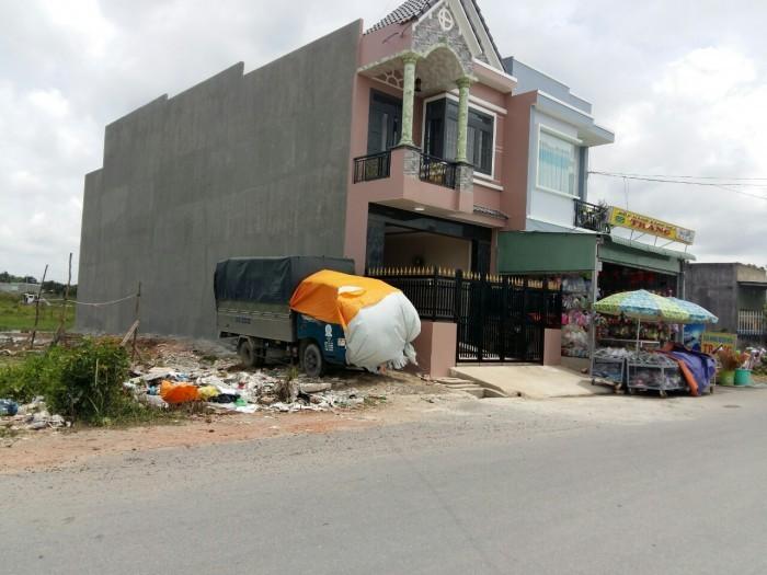Đất thổ cư 100% 5x18 (90m2) gần chợ, MT Hương Lộ 2 giá chỉ 750 triệu.