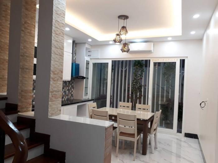 Bán nhà Kim Mã, Giang Văn Minh, Ba Đình xây mới cực đẹp, DT 46m2x5T