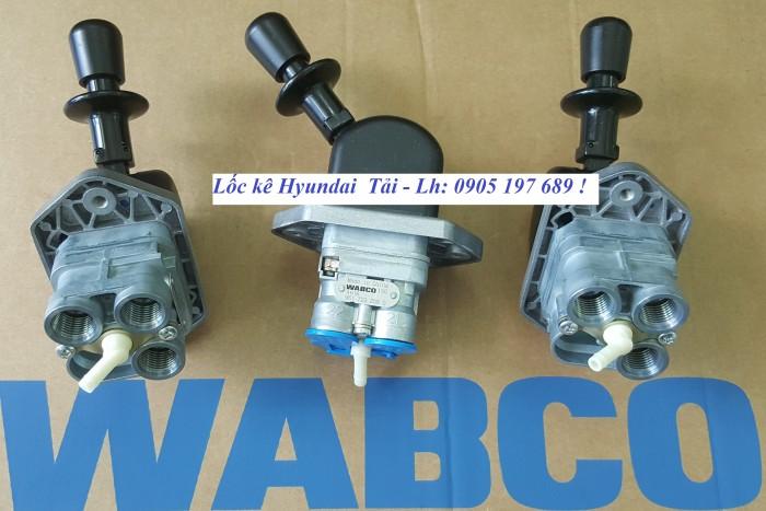 Lốc kê thắng tay Hyundai tải / Wabco
