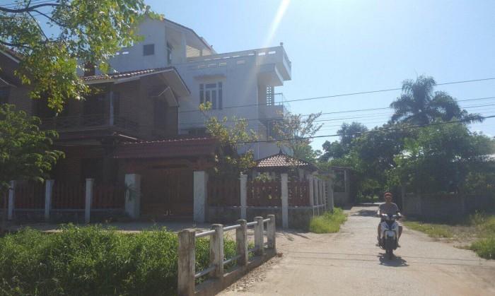 Bán đất sổ đỏ chính chủ Phú Thượng – Phú Vang –TT Huế