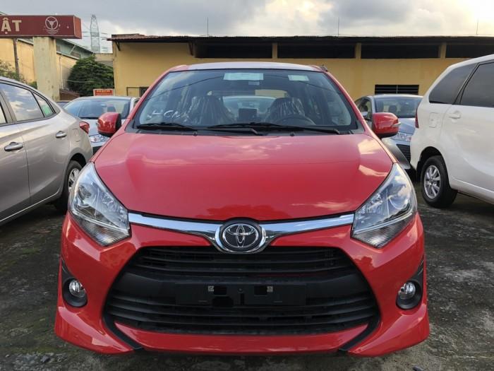Bán Toyota Wigo 2018 nhập Indonesia, đủ phiên bản, có sẵn giao ngay trong tháng, hỗ trợ trả góp