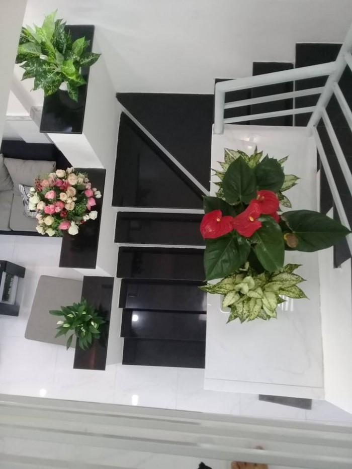 Bán nhà chia gia tài Cô Bắc Phú Nhuận dtxd 30m2, 2T