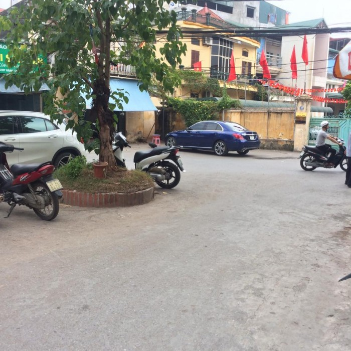 Chính chủ bán đất Lương Khánh Thiện, Tân Mai 70m2, ngõ ô tô, thoáng trước sau