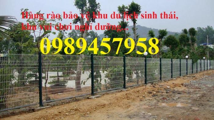 Hàng rào di động, Hàng rào chấn sóng, hàng rào lượn sóng, hàng rào cột hộp mạ kẽm điện phân mới 100%3