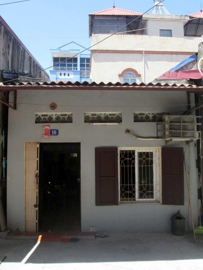 Bán nhà cấp 4 thôn Đại Tự, Kim Chung, Hoài Đức diện tích 36m2