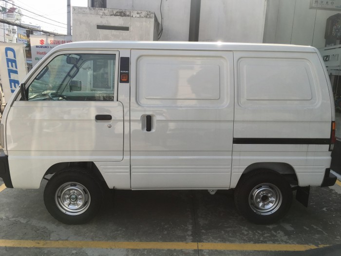 Xe tải Van 490kg lưu thông giờ cấm 4