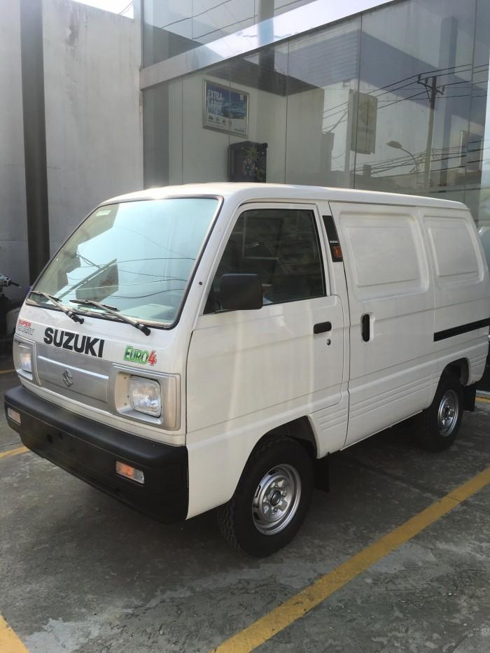 Xe tải Van 490kg lưu thông giờ cấm 2