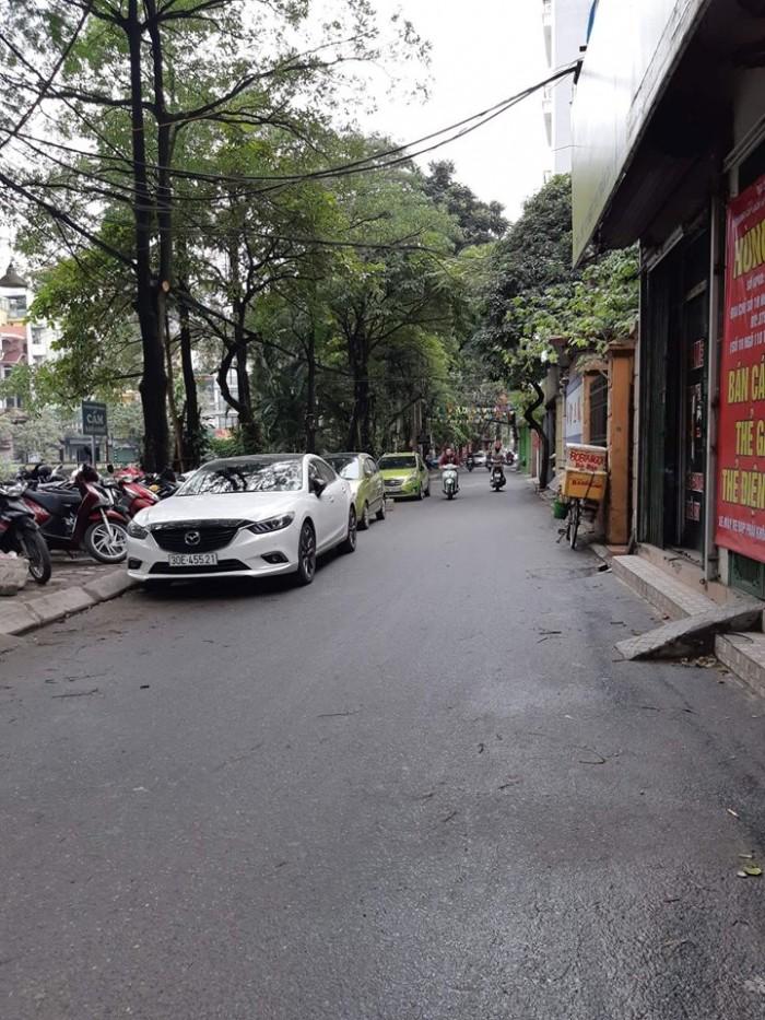 Bán nhà ngõ 9m, cách 1 nhà ra MP Trần Duy Hưng 120m2, Mt 6,5m
