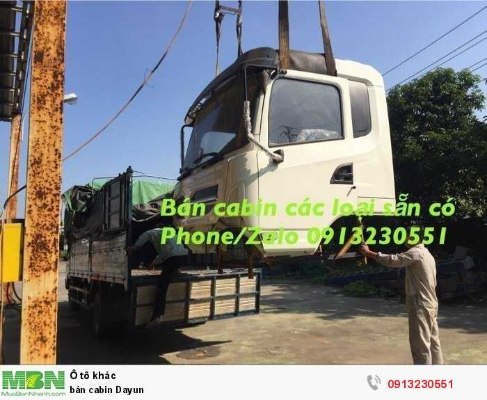 Bán Cabin Dayun