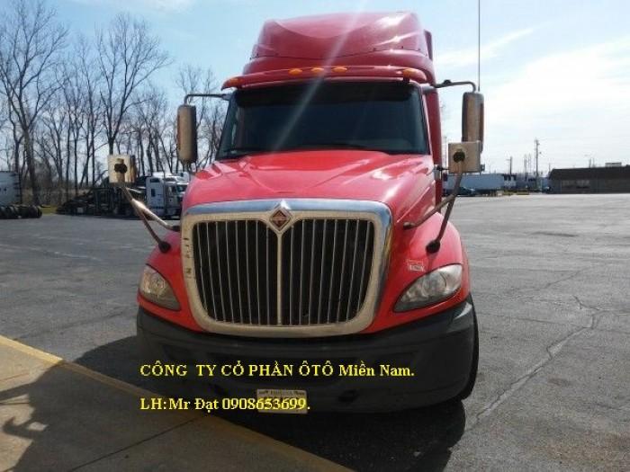 Bán xe đầu kéo Mỹ Maxxforce International 2013-2014 giá rẻ,xe có sẵn,alo giao ngay.