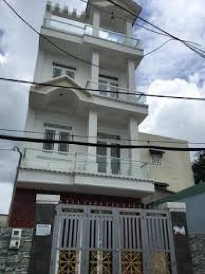 Nhà Đẹp Mặt tiền đường nội bộ, đường Cộng Hoà, Tân Bình, 80m2, 4 tầng