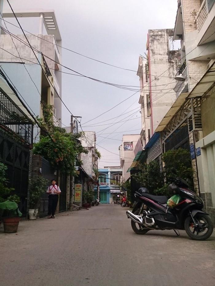 Nhà Cộng Hòa, Phường 4, Tân Bình