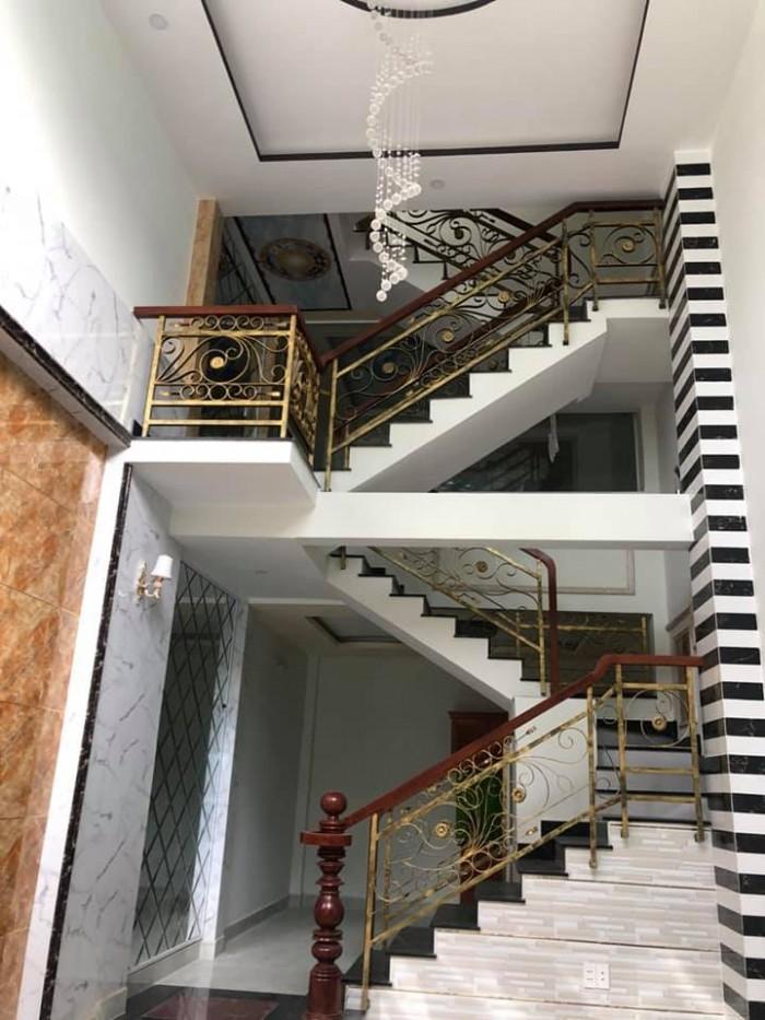 Bán nhà mặt tiền đường số 24 quận Bình Tân