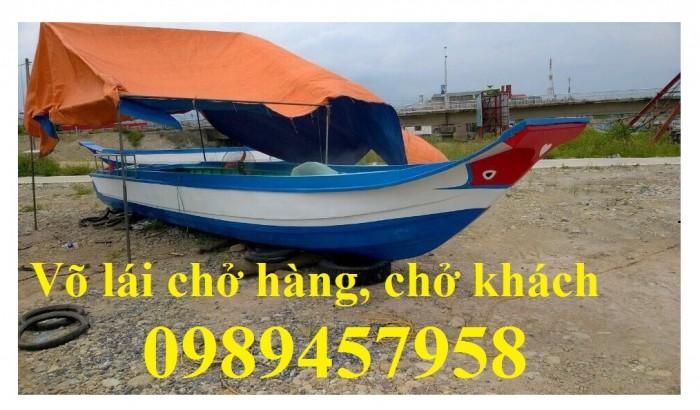 Thuyền chở hàng 1000-1200kg, cano chở 3-4 người giá rẻ, võ lái giá rẻ2