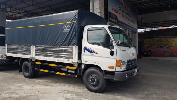 Xe tải Hyundai 8 tấn mighty 2017 0
