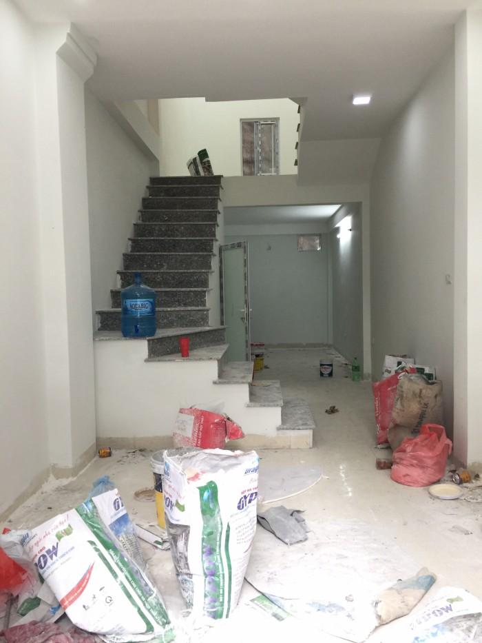 Bán nhà mới (43M*4T*3PN*3 mặt thoáng)Mậu Lương-Hà Đông-HN, .