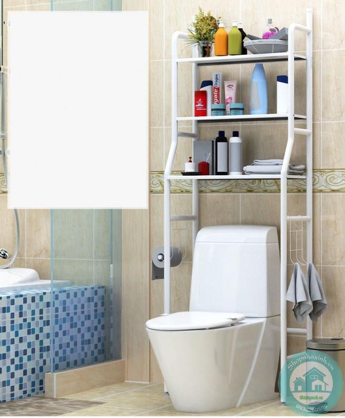 Kệ Để Tường Phòng Tắm, Nhà Vệ Sinh NX13043