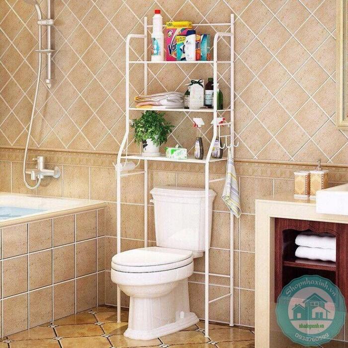 Kệ Để Tường Phòng Tắm, Nhà Vệ Sinh NX13046