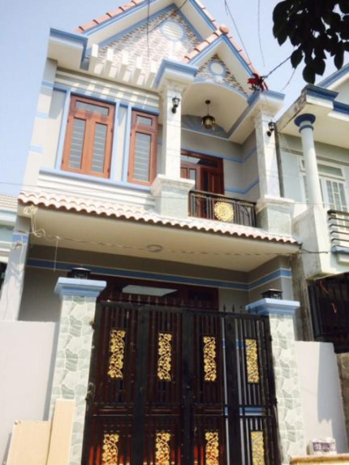 Bán 61m2 nhà 3 tầng đường 8m tại Trâu Quỳ, Gia Lâm