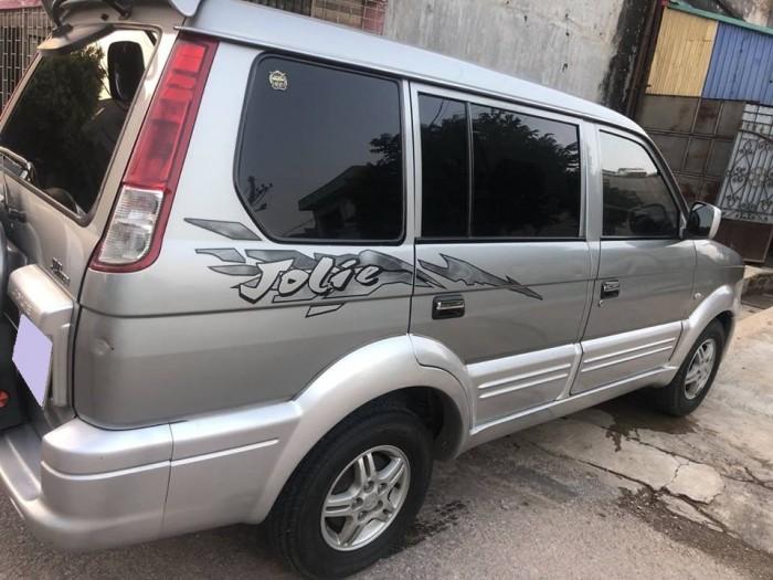 Bán Mitsubishi Jolie Bạc 2006 số sàn xe gia đình đi kỹ