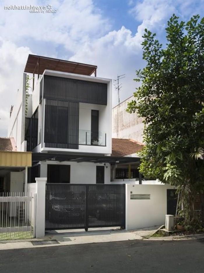 Bán nhà 2 tầng phố kinh tại Học Viện Nông nghiêp. LH 0981639805