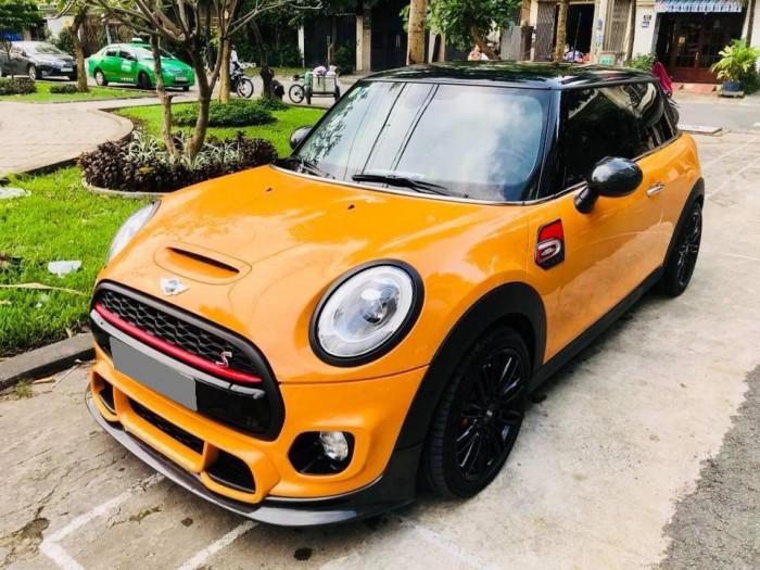 Bán gấp Mini Cooper 2016 tự động màu vàng đẹp mới nhất sài gòn