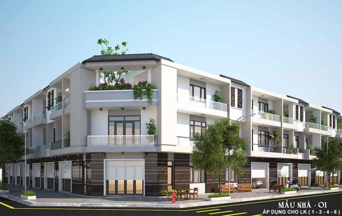 Mở Bán Dự Án Ecotown Phú Mỹ - Cđt Hodeco - Mặt Tiền Trường Chinh, Ngay Co.Op Mart