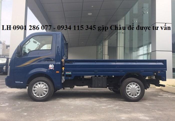 Thông số  xe tải TMT Tata 1.2 tấn * 1T2 * 1.tấn 2 1.2T+ nhập khẩu Ấn Độ 8