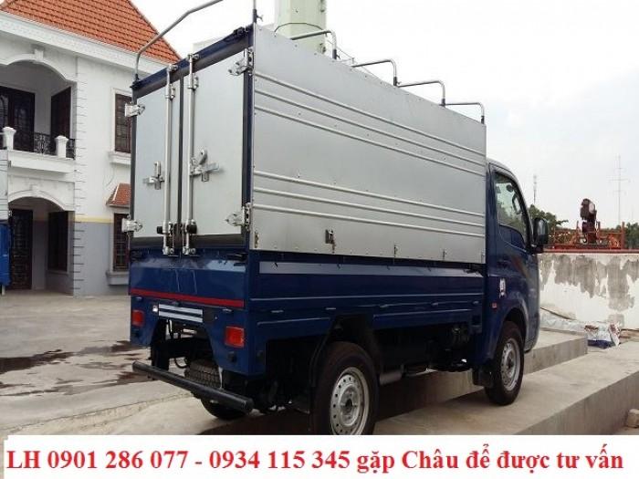 Thông số  xe tải TMT Tata 1.2 tấn * 1T2 * 1.tấn 2 1.2T+ nhập khẩu Ấn Độ 5
