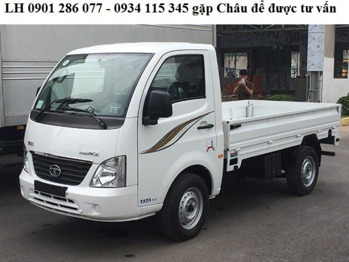 Thông số  xe tải TMT Tata 1.2 tấn * 1T2 * 1.tấn 2 1.2T+ nhập khẩu Ấn Độ 7