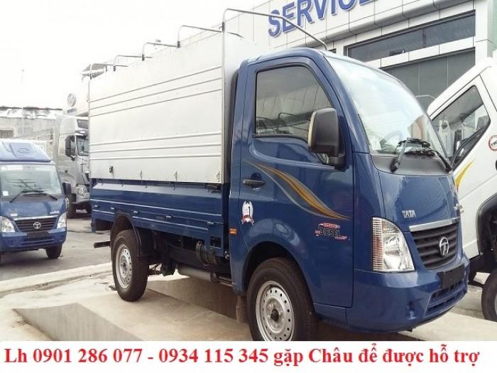 Thông số  xe tải TMT Tata 1.2 tấn * 1T2 * 1.tấn 2 1.2T+ nhập khẩu Ấn Độ 6
