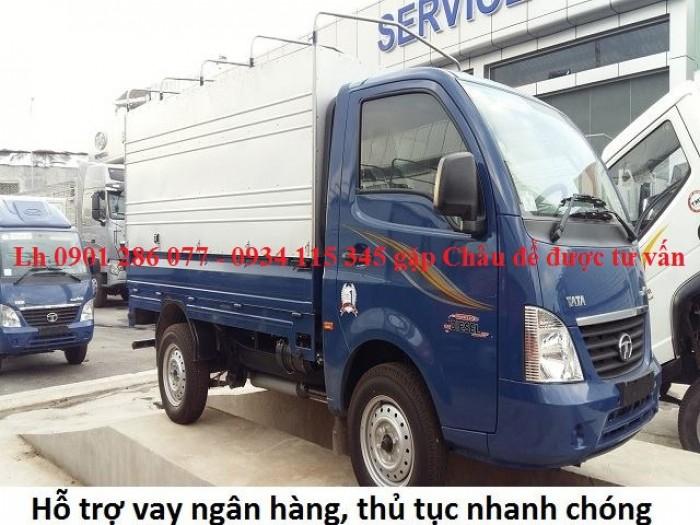 Thông số  xe tải TMT Tata 1.2 tấn * 1T2 * 1.tấn 2 1.2T+ nhập khẩu Ấn Độ 3