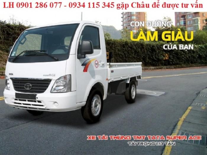 Thông số  xe tải TMT Tata 1.2 tấn * 1T2 * 1.tấn 2 1.2T+ nhập khẩu Ấn Độ 2