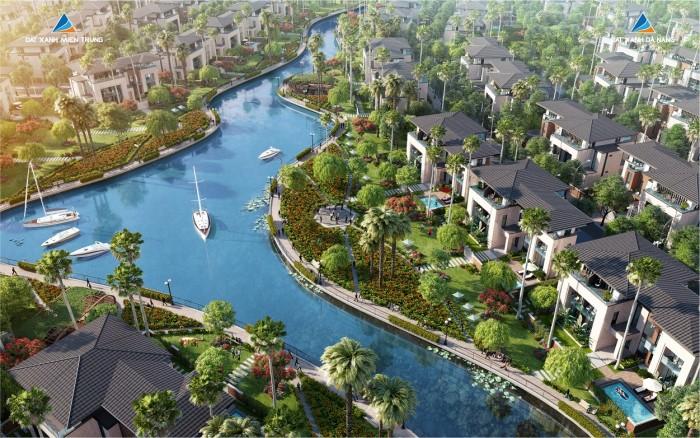 Dự án Biệt thự cao cấp Dragon Villas
