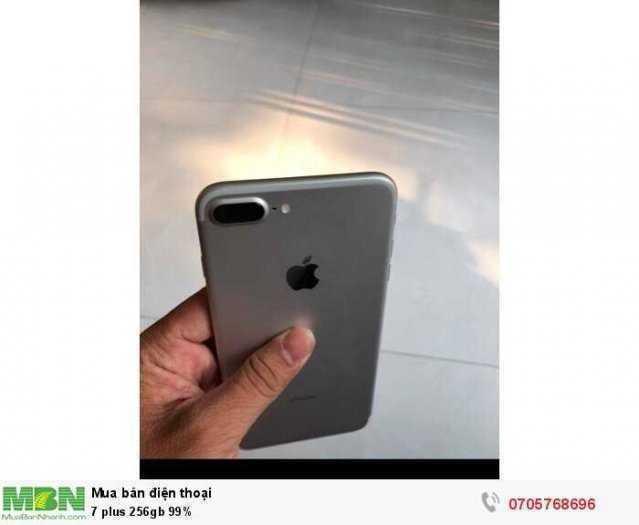 Điện thoại 7 plus 128gb 99% hàng xách tay
