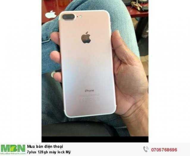 Điện thoại iphone 7plus 128gb
