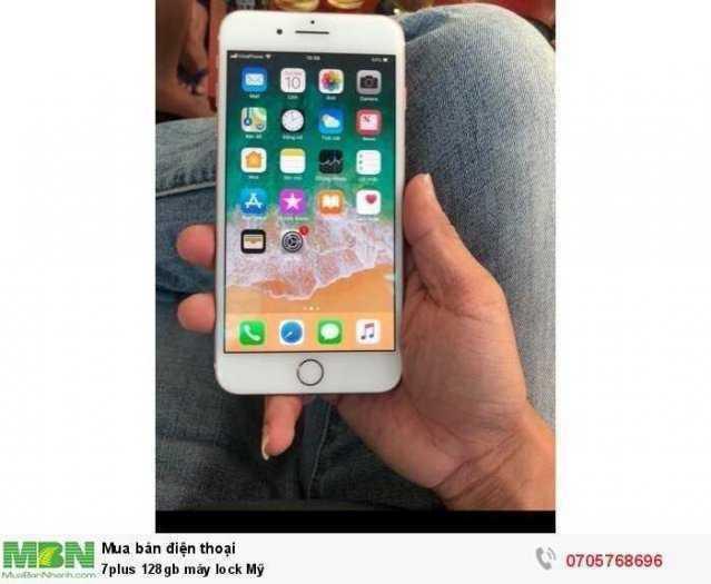Điện thoại iphone 7plus 128gb1