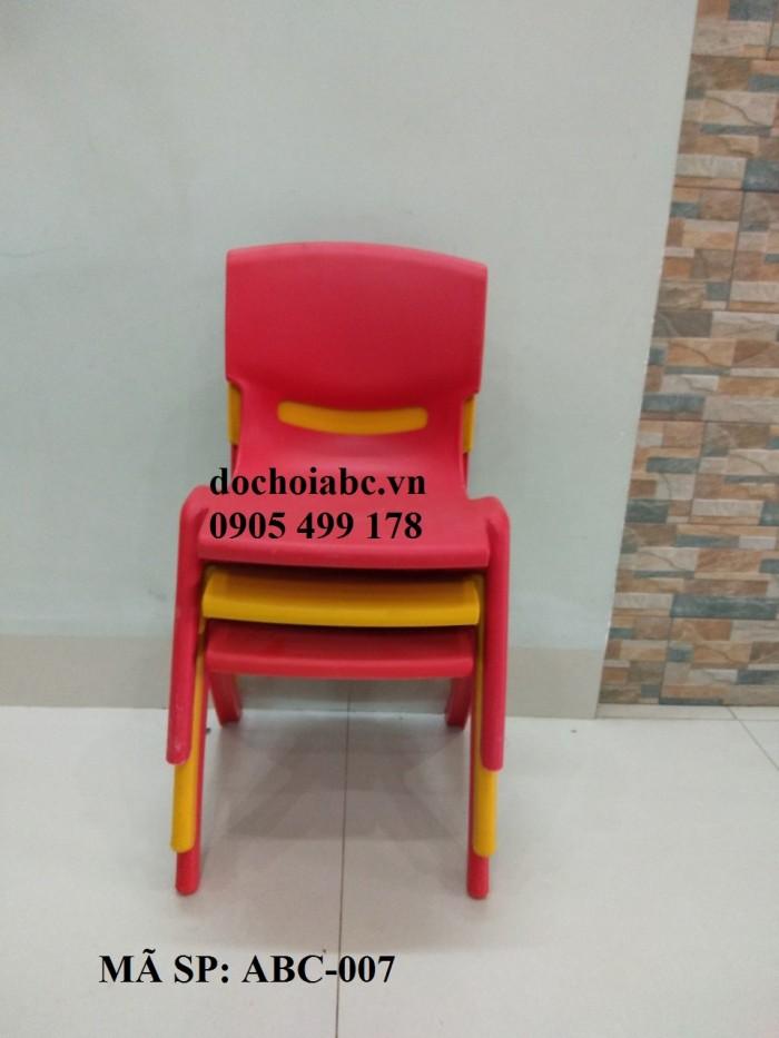 ghế mầm  non tại quy nhơ22