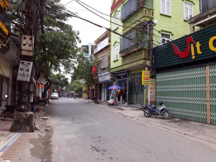 Bán đất TẶNG nhà diện tích KHỦNG 166m2, mặt phố Thanh Bình, Mỗ Lao, Hà Đông. Giá thương lượng
