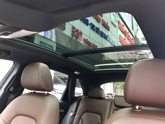 Bán xe Audi Q5 đời 2017, màu trắng, xe nhập Mỹ full đồ 27