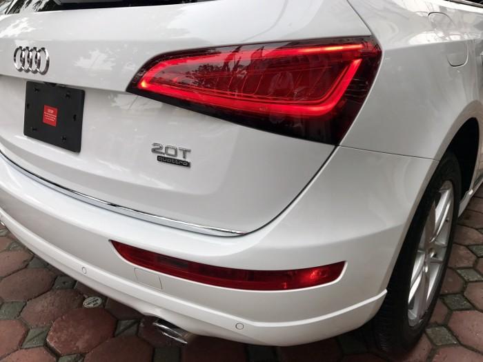 Bán xe Audi Q5 đời 2017, màu trắng, xe nhập Mỹ full đồ 21
