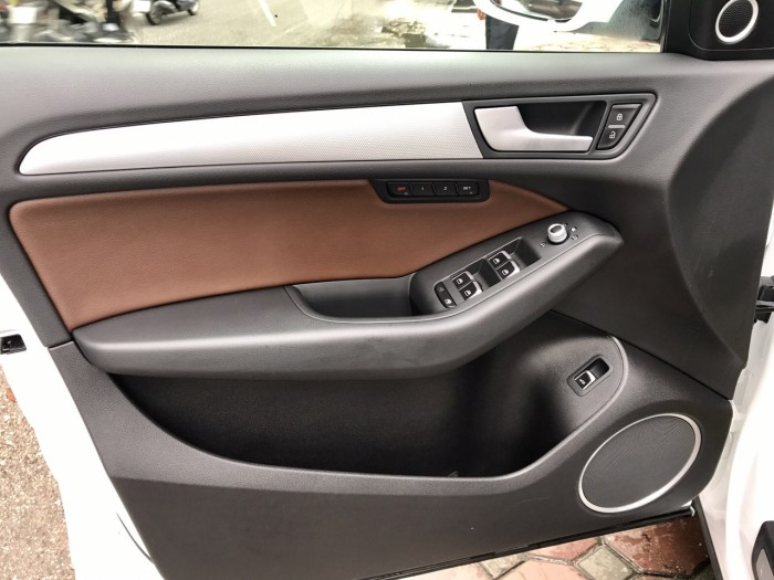Bán xe Audi Q5 đời 2017, màu trắng, xe nhập Mỹ full đồ 11