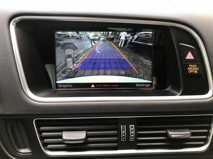 Bán xe Audi Q5 đời 2017, màu trắng, xe nhập Mỹ full đồ 5