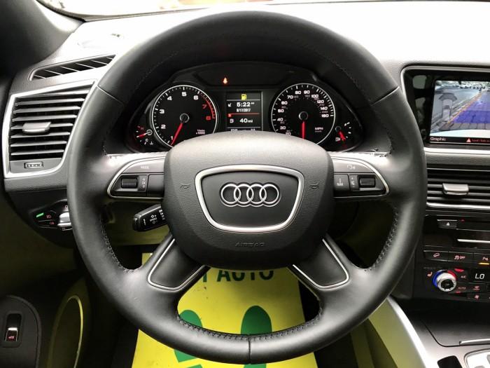 Bán xe Audi Q5 đời 2017, màu trắng, xe nhập Mỹ full đồ 6