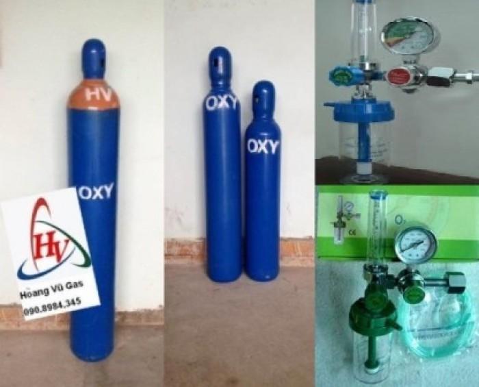 Bình khí oxy y tế tại Hóc Môn, Quận 12, Gò Vấp, TPHCM0